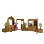 Town Play Set (WITH Installation)
