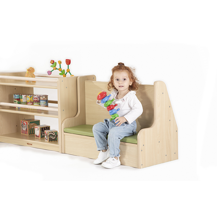 Just for Toddlers Book Store and Seat