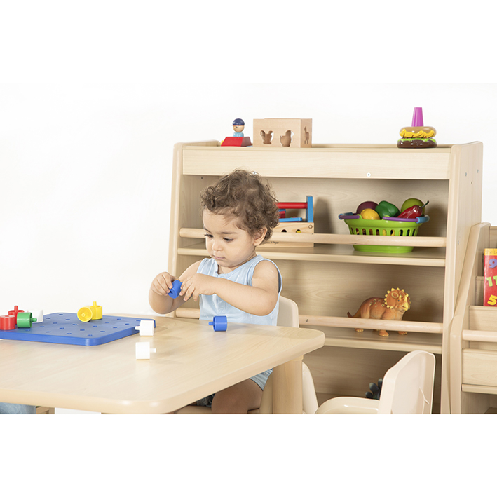 Just for Toddlers Rectangle Table 1200mm
