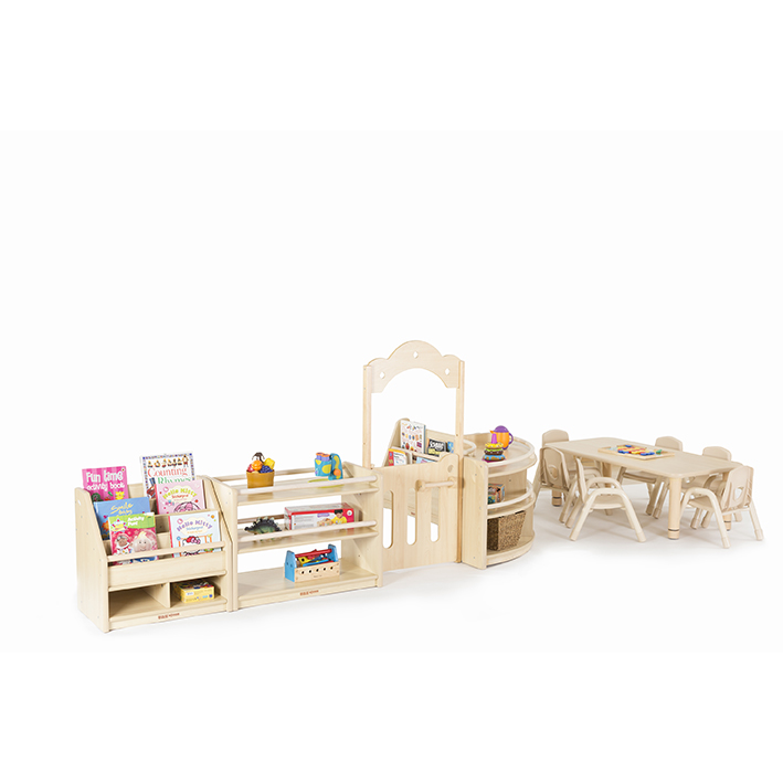 Just for Toddlers Book Stand