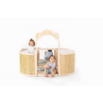 Just for Toddlers Cushion Base for Reading Den