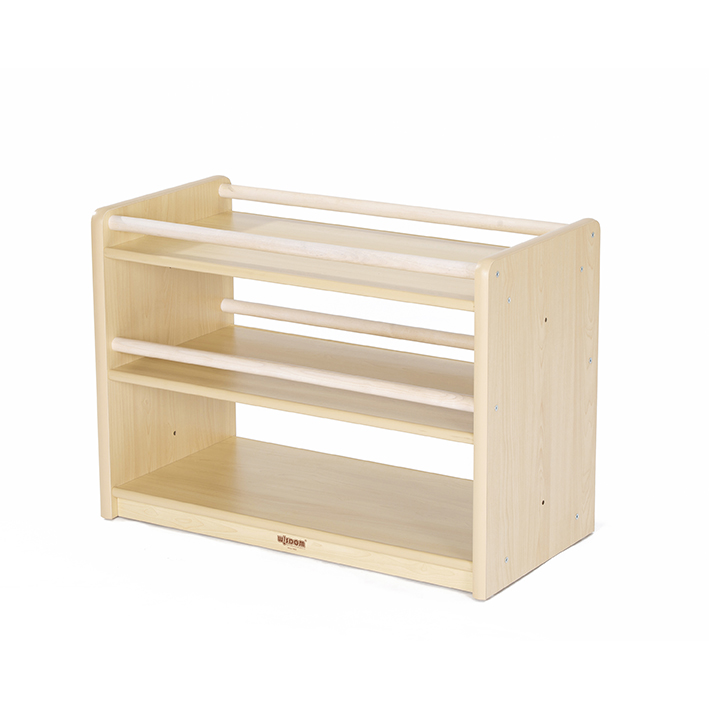 Just for Toddlers 2 Shelf Cabinet