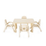 Just for Toddlers Rectangle Table 800mm
