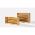 Zona Low 2 Shelf Unit
