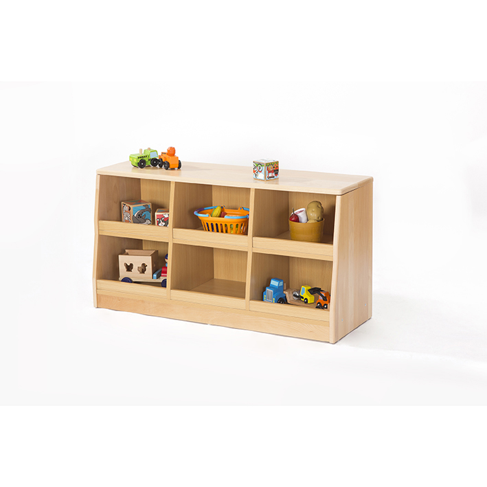Zona Low Book/Toy Unit