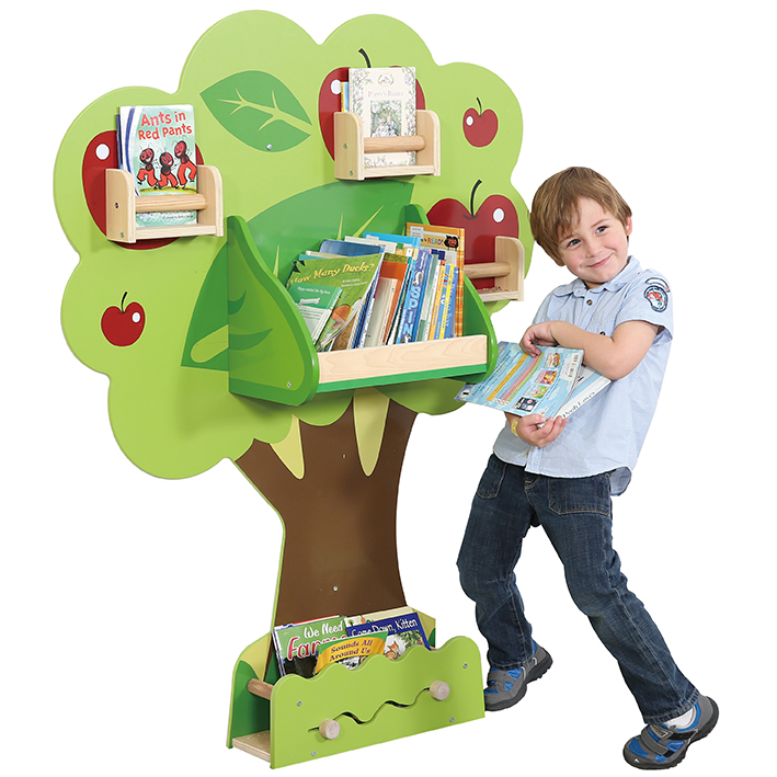 Apple Tree Book Display Unit