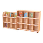 Book Display and Storage Unit