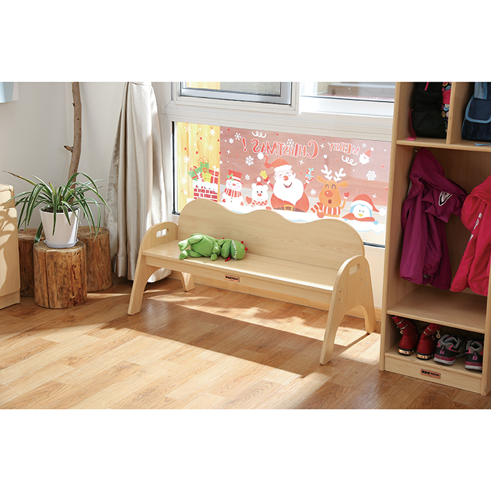 Stackable Double Seater 260mm
